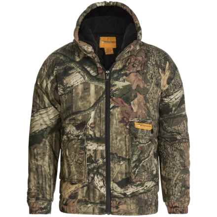 ScentBlocker Hooded Jacket - Insulated (For Big Kids) in Mossy Oak Break-Up Infinity - Closeouts