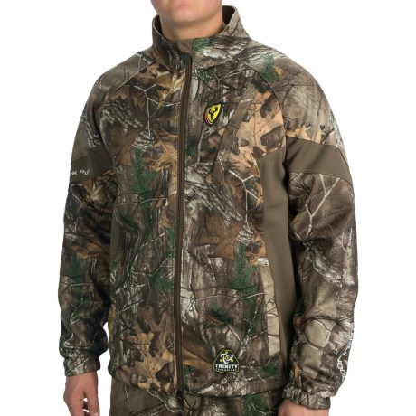 ScentBlocker Knock Out Hunting Jacket (For Men) in Realtree Xtra