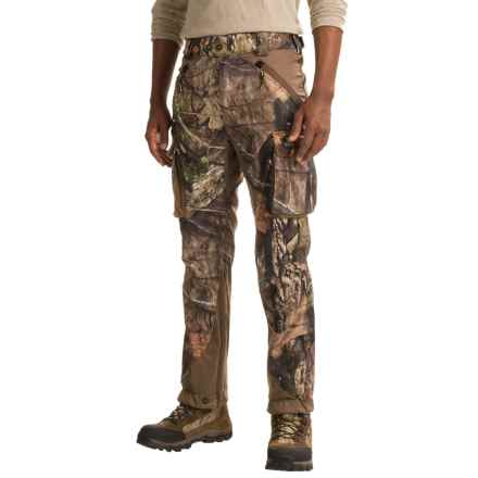 ScentBlocker Matrix Soft Shell Pants (For Men and Big Men) in Mossy Oak Country - Closeouts
