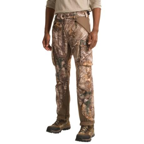 ScentBlocker Matrix Soft Shell Pants (For Men and Big Men) in Realtree Xtra