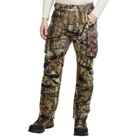 ScentBlocker Trinity Alpha Pants - Microfleece (For Men) in Mossy Oak Break-Up Infinity - Closeouts
