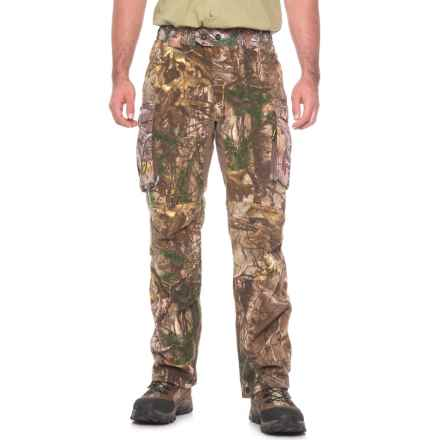 ScentBlocker Trinity Alpha Pants - Microfleece (For Men) in Realtree Xtra - Closeouts