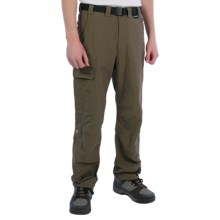Schoeffel Outdoor Roll-Up Pants - Long, UPF 50+ (For Men) in Tarmac - Closeouts