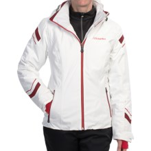 Schoffel Princess Seam Ski Jacket - Waterproof, Insulated (For Women) in White - Closeouts