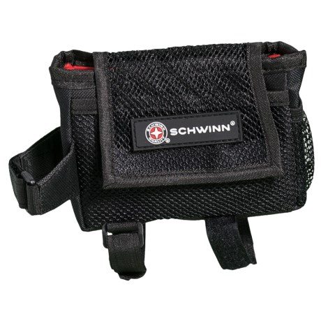 Schwinn Accessory Bike Bag in Black