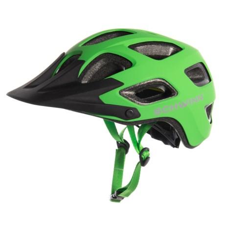 Schwinn Excursion Bike Helmet (For Men and Women) in Green