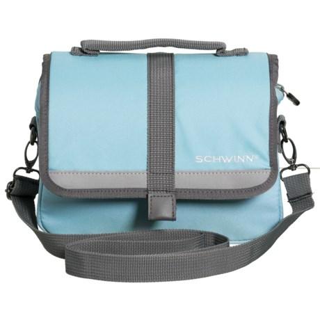 Schwinn Handlebar Bag in Blue