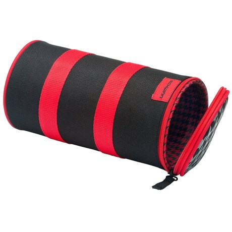 Schwinn Roll Bike Bag in Red/Black