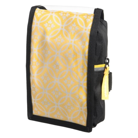 Schwinn Smartphone Bag in Yellow