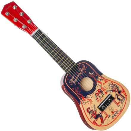Schylling Cowboy Guitar in See Photo - Closeouts