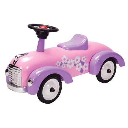 Schylling Pink Speedster in Pink - Closeouts