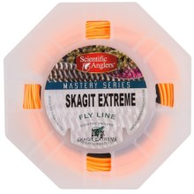 Scientific Angler Skagit Extreme Fly Line - Integrated Sinking Tip in Sunset Orange/ Dark Grey - Closeouts