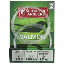 Scientific Angler Steelhead/Salmon Leader - 2-Pack in See Photo - Closeouts