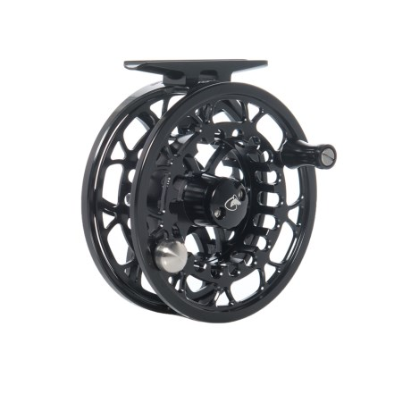 Scientific Anglers Ampere Electron III Fly Reel in Black