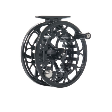 Scientific Anglers Ampere Electron IV Fly Reel in Black