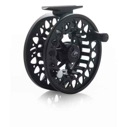 Scientific Anglers Ampere IV Fly Reel in Black - Closeouts