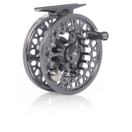 Scientific Anglers Ampere Voltage II Fly Reel in Black Nickel - Closeouts