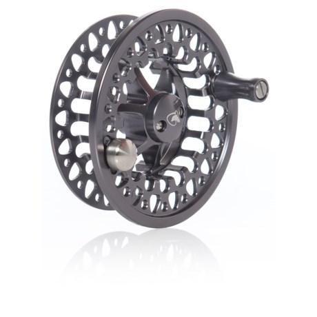 Scientific Anglers Ampere Voltage II Fly Reel Spool in Black Nickel