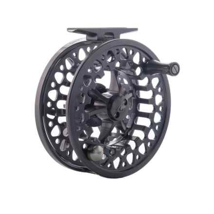 Scientific Anglers Ampere Voltage IV Fly Reel in Black Nickel - Closeouts