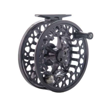 Scientific Anglers Ampere Voltage IV Fly Reel in Black Nickel