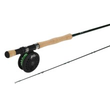 Scientific Anglers Fly Fishing Rod and Reel Combo - 2-Piece, 9', 8wt in See Photo - Closeouts