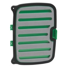 Scientific Anglers Fly Fishing System X Fly Box Insert - Standard in Green - Closeouts
