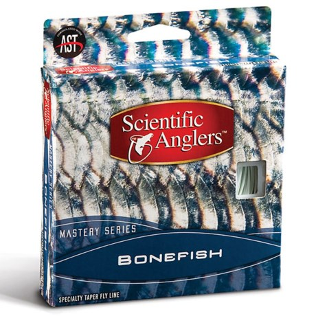 Scientific Anglers Mastery Bonefish Taper Fly Line Floating