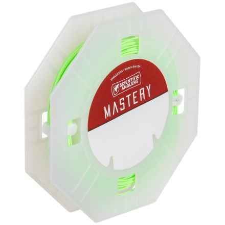 Scientific Anglers Mastery GPX Fly Line - Weight Forward, 4wt in See Photo - Closeouts