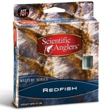 Scientific Anglers Mastery Redfish Taper Fly Line - Floating, Weight Forward in Dark Horizon - Closeouts