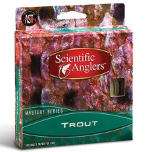 Scientific Anglers Mastery Series Trout Dry Tip Fly Line - Weight Forward, Floating, 3-5wt in Dark Willow - Closeouts