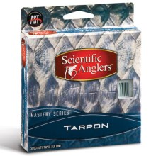 Scientific Anglers Mastery Tarpon Taper Fly Line - Floating, 110' in Horizon - Closeouts