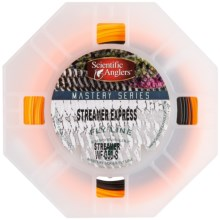 Scientific Anglers Mastery Textured Streamer Express Fly Line in Orange/Dark Gray - Closeouts
