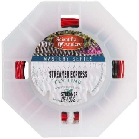 Scientific Anglers Mastery Textured Streamer Express Fly Line