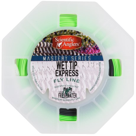 Scientific Anglers Mastery Wet Tip Express Fly Line - Weight Forward, Sinking Tip