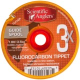 Scientific Anglers Premium Fluorocarbon Tippet - 100m, Guide Spool