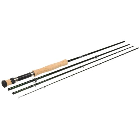 ea4162ad1 Details about Scientific Anglers Trout   Bass Fly Fishing Combo Outfit 4  Piece 7 8 Rod   Reel