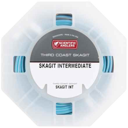 Scientific Anglers Third Coast Skagit Head Fly Line - Intermediate in Heron/Blue - Closeouts