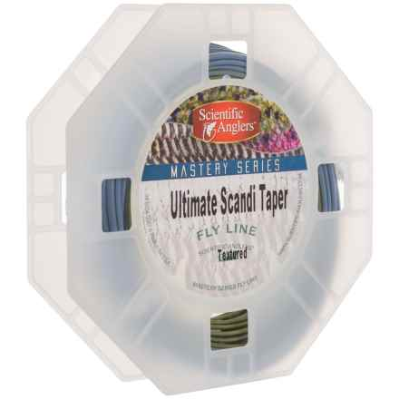 Scientific Anglers Ultimate Scandi Taper Fly Line - S1/S2 in See Photo - Closeouts