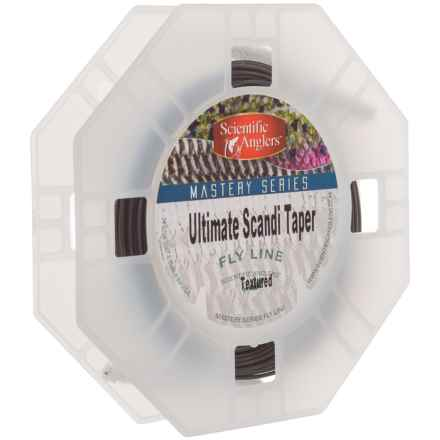 Scientific Anglers Ultimate Scandi Taper Fly Line - Sinking 5 Shooting Head in See Photo - Closeouts