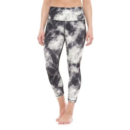 cc7e4f5bedc8f Scorpio Sol Surreal Tie-Dye Leggings (For Women) in Black - Closeouts