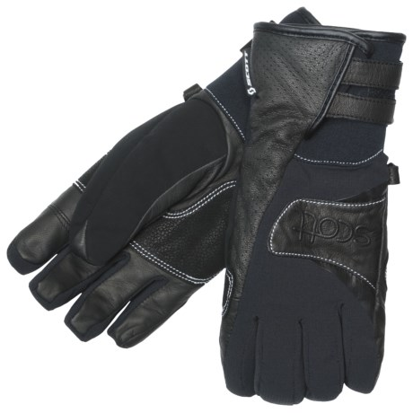 SCOTT Annita Gloves - Waterproof, Insulated ( For Women) in Black