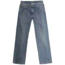 Scott Barber Denim Jeans - Classic Fit (For Men) in Light Wash - Closeouts