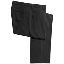 Scott Barber Kirk Pants - Silk-Cotton (For Men) in Black - Closeouts