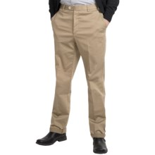 Scott Barber Kirk Sateen Twill Pants (For Men) in Beige - Closeouts