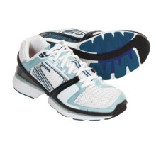 Scott Chase IM Running Shoes (For Women) in White/Powder Blue - Closeouts