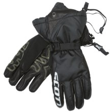 SCOTT Dawson Gore-Tex® 3-in-1 Gloves - Waterproof, Insulated (For Men) in Black - Closeouts