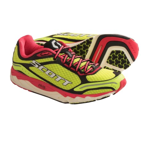 photo: Scott eRide Trainer trail running shoe
