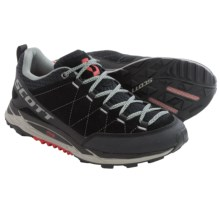 SCOTT ERide Rockcrawler Trail Running Shoes (For Men) in Black/Grey - Closeouts