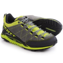 SCOTT ERide Rockcrawler Trail Running Shoes (For Men) in Grey/Green - Closeouts