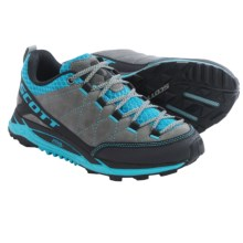 SCOTT ERide Rockcrawler Trail Running Shoes (For Women) in Grey/Blue - Closeouts